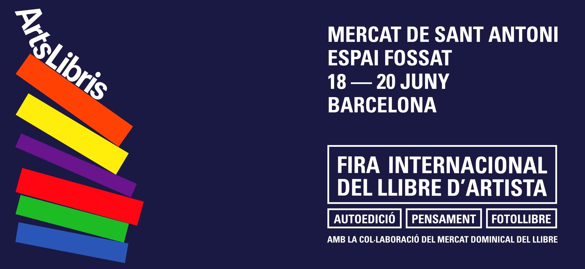Artslibris Barcelona 2021 - ArtsLibris